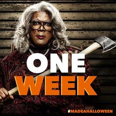 in one week madea is back and more hilarious than ever in tyler perrys boo