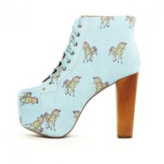 Jeffrey Campbell 'Lita' Unicorn