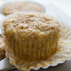 Made from wholesome ingredients, these Snickerdoodle Banana Muffins are dreamy-tender, rich, moist and irresistible.
