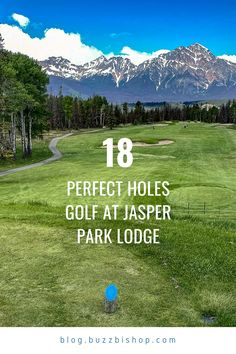 The Jasper Park Lodge Golf course is consistently one of the best courses in Canada and its accessible to celebrities, royalty, and hackers alike. Here's a review of the course and a chance to see why Marilyn Monroe, Bing Crosby, and the Queen love this Stanley Thompson designed gem. Jasper Park, Alberta Travel, Park Lodge, Queen Love, Bing Crosby, Marilyn Monroe, Gem, Golf Courses, Royalty