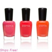 Zoya Blogger Collection by Birchbox $22.00 Belle Nails, Nail Polish Sets, Zoya Nail Polish, Nail Polish Collection, Zoya Collection, Colorful Nail Designs, Love Nails, My Nails, Coraline