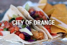 Taco Tuesday:  Taco Mesa in the City of Orange