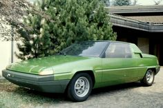 OG | Fiat X1/10 'Icsunodieci' | Bertone's design proposal penned by Gandini.