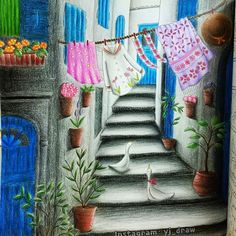 結果在2018/1/1完成 #art#artcolorandjoy#adultcoloring#adultcoloringbook#adultcoloringbooks#arte_e_colorir#coloringbookforadults#color#coloringisfun#colorpencil#colorpencils#colorpencilart#colorpencildrawing#draw#drawing#coloring#paint#painting#paintings#paintingfun#beautifulcoloring #coloringbook#coloring_secrets #著色書#大人著色 #大人の塗り絵#컬러링북 #コロリアージュ#eriy #romanticcountrycoloringbook
