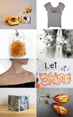 Let it Shine! by madlyvintage on Etsy--Pinned with TreasuryPin.com