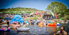 Organisers for the Up the Creek Music Festival 2015 have announced the final line-up for this three-day party next to the Breede River. Cape Town, Cosmopolitan, Lineup, Finals, South Africa, Dolores Park, River, Music, Food Court