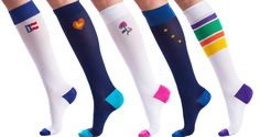 SoxxyAir Compression Socks - Stylish Compression Sox! Support a Cause, Support your Legs — Posh Beauty Blog