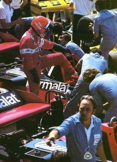 Niki Lauda - Saison 1978 - F.1 sport auto - Hors Série 1979.