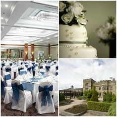 WEDDINGS AT SLALEY HALL, #Northumberland - De Vere Hotels | Slaley Hall exudes Edwardian elegance and traditional charm. Let your guests explore this Northumberland mansion and the acres of moorland and forest that surround it, while our wedding planners work behind the scenes to ensure your special day goes off without a hitch at our special wedding venue | www.devere-hotels.co.uk/hotel-lodges/locations/slaley-hall/weddings-events #wedding
