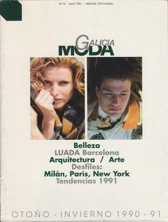 Galicia moda Vigo : Editorial Luis Carballo, 1983-
