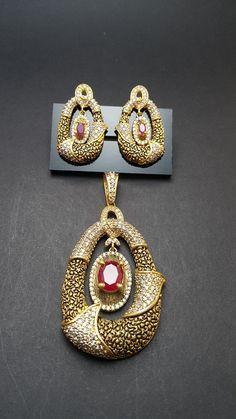 Stylish Pendant Set – Sivah Fashion