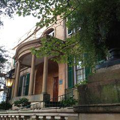 Owens-Thomas House in Savannah