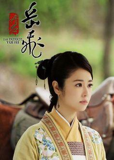 Top 20 mỹ nữ cổ trang đẹp nhất trên màn ảnh nhỏ Hoa ngữ