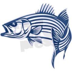 """Exceptional """"Water Skiing"""" information is readily available on our web pages. Fishing Room Decor, Striper Fish, Fish Wood Carving, Corgi Dachshund, Spanish Mackerel, Fish Icon, Linoleum Block Printing, Rockfish, Fish Logo"""