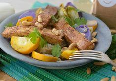 Steak, Food, Vegetarian Meals, Easy Meals, Meals, Steaks, Beef
