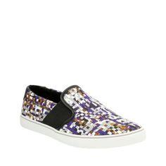 25feb5c903e7c8 Gosling Step Purple Combi mens-casual-shoes Men s Clarks