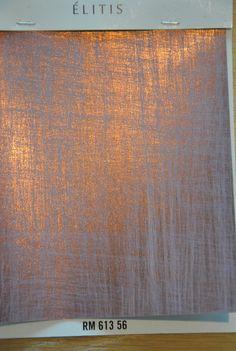 Elitis Vega luminescent Wallpapers Inspirational Wallpapers, Pattern And Decoration, Wall Patterns, Designer Wallpaper, Exterior Design, Backdrops, Master Bedroom, Walls, Paintings