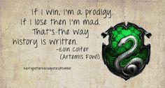 ~ Artemis Fowl (Eoin Colfer)