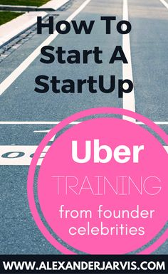 20 excellent videos training founders on how to set up startups by famous investors and founders. Starting A Business, Uber, Business Tips, How To Make Money, Training, Reading, Celebrities, Board, Shop