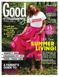 Get your digital subscription/issue of Good Housekeeping South Africa Magazine on Magzter and enjoy reading the magazine on iPad, iPhone, Android devices and the web. Good Gut Bacteria, Braai Recipes, Baby Puree, Variety Of Fruits, Beautiful Cover, Digital Magazine, Good Housekeeping, Kids Shows, Fruit And Veg