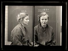 Esther Eggers, 16 December 1919, State Reformatory for Women, Long Bay, NSW     Crime: malicious injury to property and wounding with intent to do grievous bodily harm. When a police officer arrived to arrest Esther Eggers for malicious damage she attacked him, causing serious injury. Eggers was sentenced to 12 months prison. Aged 22.