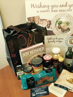 Win with Winn-Dixie - get this basket full of goodies (after Passover) including a Joy of Kosher Cookbook