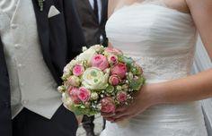 Blumenhof Butz - Rosen-Hortensien Hochzeit im Juli