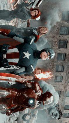 The Avengers wallpaper - . - Lonary Bela The Avengers wallpaper - The Avengers achtergrond Wrekers - Marvel Fanart, Films Marvel, Marvel Avengers Movies, Marvel Heroes, Marvel Dc, Avengers Costumes, Marvel Room, Avengers Characters, Marvel Women