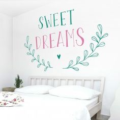 Vinilo Decorativo: Sweet dreams 2