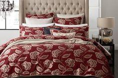 Paddington Navy Bed Linen by Da Vinci | Harvey Norman New Zealand
