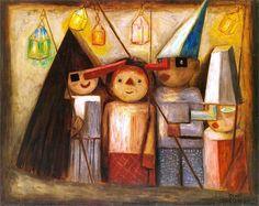 Tadeusz Makowski Painters, Poland, Artists, Design, Art, Artist