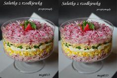 Весняний салат з редискою : Ням ням за 5 хвилин