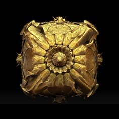 zbrush gold material testing