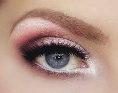 blue, cool, eye, fashion - inspiring picture for eyes make up