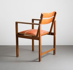 Lot 112A96 - Model armchair Dieckmann, Erich Bauhochschule Weimar (zugeschrieben) -> Auction 112A - Text: english Version