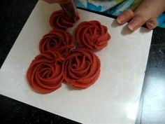 jak zrobić róże