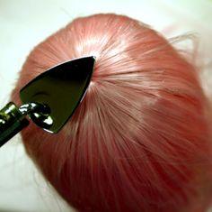 Hair tutorial got bjd dolls :D I gotta use this