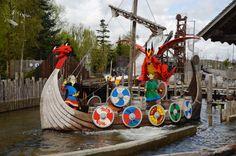 Vikingen in Legoland