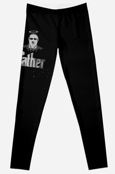 The Good father for father days Gift Leggings #Leggings #clothing #fathersdays #goodfathers #qualitytime #familytime #celebrationhonoringfathers #fatherhood