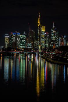 Frankfurt - Germany (von brongaeh)