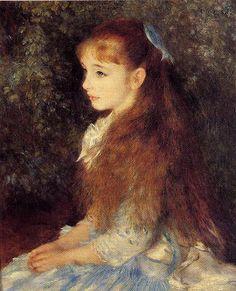 Daily Artist: Pierre-Auguste Renoir (February 25, 1841 – December 3, 1919)