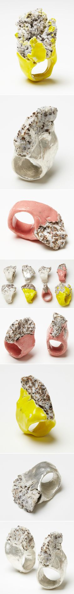 Aneta regel ceramic ring