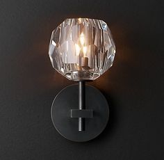 Starboard Sconce Polished Nickel Sconces Restoration Hardware Hamptons Pinterest ...