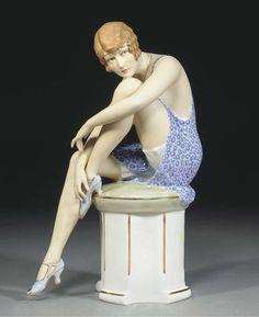1920's Flapper Girl                                                                                                                                                     More