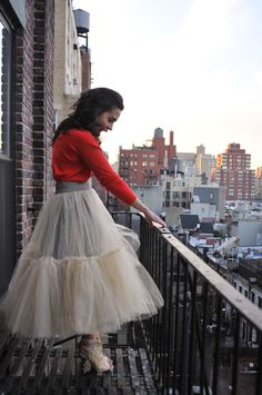 High On Fashion: A Room With a View
