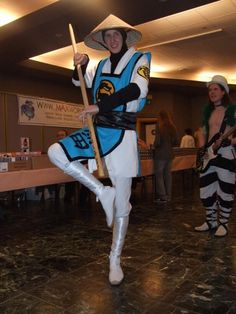 raiden1 #cosplay #mortalkombat