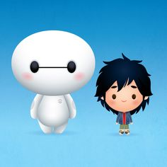 Can't wait to see BIG HERO 6 this weekend. Looks fantastic.