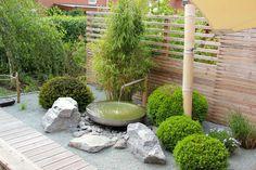 Planung Japanischer Garten in Neuruppin - Hradil Landschaftsarchitektur…