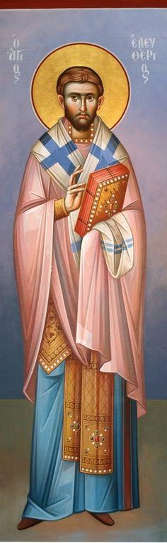 Άγιος Ελευθέριος / Saint Eleutherios
