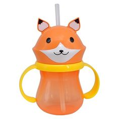 Easter Fox Figural Sippy Cup : Target